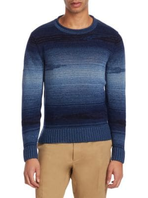 Ralph Lauren  Ribbed Knit Pullover