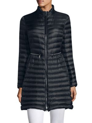 e1d1cc671 Agatelon Long Puffer Jacket