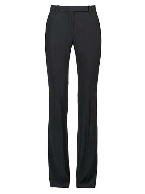 Narrow Bootcut Pants