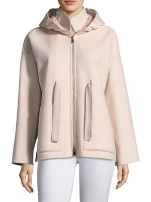Anglesite Wool & Cashmere Jacket by Moncler
