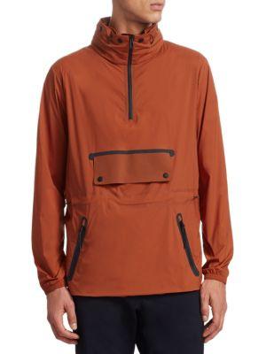 Belstaff chaqueta Origins capucha con con naranja capucha Vapor rRrwqgnZzS