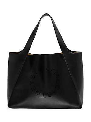 e51d1cdd5a158 Stella McCartney - Shaggy Falabella Fold-Over Small Tote - saks.com