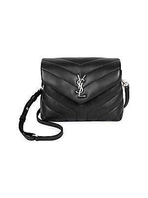 Saint Laurent - Toy Lou Lou Shoulder Bag - saks.com 74c1ac13d0478