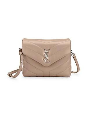 Chloé - Small Nile Leather   Suede Bracelet Bag - saks.com 387b02be86bcb