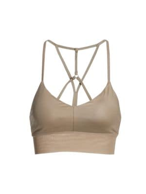 Lush Sports Bra by Alo Yoga