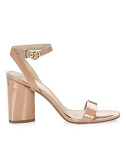 3849fe073 QUICK VIEW. Tory Burch. Elizabeth Leather Ankle-Strap Sandals