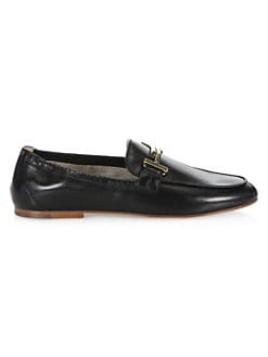 06746699c104 Tod s. Cuoio Legg Leather Loafers