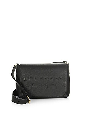 8224f939e4a Burberry - Burleigh Small Leather Crossbody Bag - saks.com