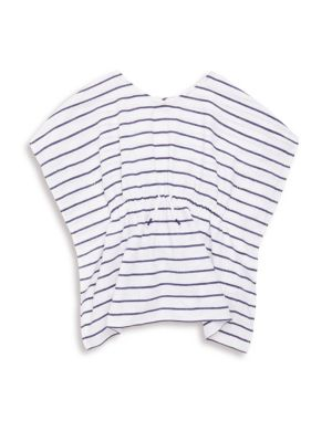 Toddlers Striped CoverUp
