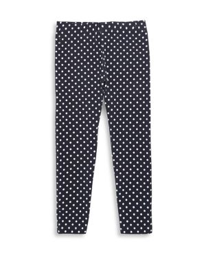 Toddlers Polka Dot Leggings