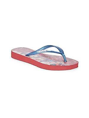 51e99db7a Havaianas - Toddler s   Girl s Flores Flip Flops - saks.com