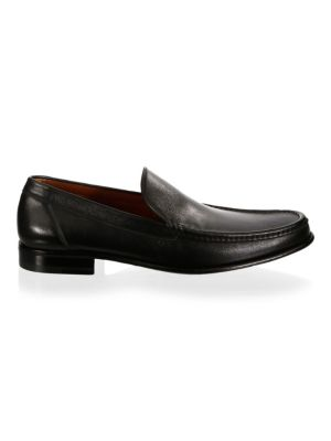 Venetian Leather Loafers by A. Testoni