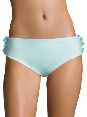 MORÉ NOIR Wings Bikini Bottom in Mint