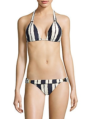 607419217c ViX by Paula Hermanny - Isla Bia Triangle Bikini Top - saks.com