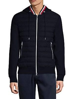 moncler drake quilted jacket