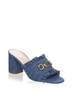 Kate Spade  Demmi Denim Sandals