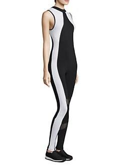527fc77d06 Shama Jade. Equinox Sleeveless Jumpsuit