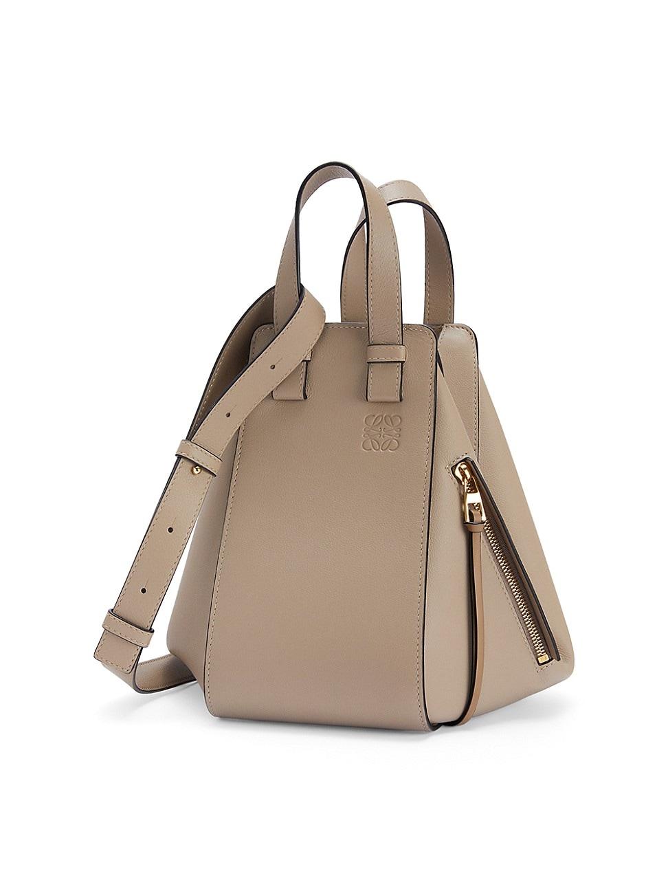 Loewe WOMEN'S SMALL HAMMOCK LEATHER BAG