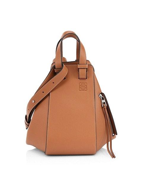 Small Hammock Leather Bag