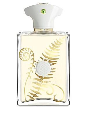 Image of An elegant Fougere unveiling an aromatic vibrancy of brightness and freshness with an enigmatic signature. 3.4 oz. Imported. TOP NOTES Lemon Bergamot Cypress Lavandin Nutmeg Clove HEART NOTES Geranium Cinnamon Cedarwood Sandalwood BASE NOTES Patchouli Mus