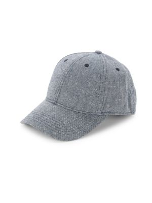 GENTS Executive Hemp Baseball Cap in Grey
