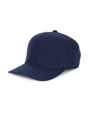 GENTS Chairman Hemp Baseball Cap in Navy