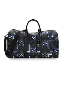 efad9527a1 QUICK VIEW. MCM. Gunta Weekender.  1170.00 · Leather Duffel Bag BLACK