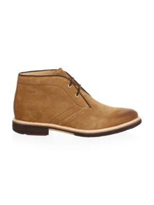Dagmann Chukka Suede Ankle Boots, Chestnut