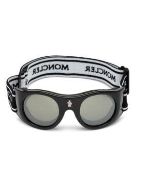 Moncler  Adjustable Logo Band Goggles