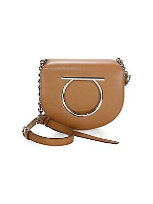 0e3fedde487f Salvatore Ferragamo - Vela Crossbody Bag - saks.com