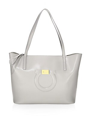 225bba5b256a Fendi - Carla Selleria Leather Tote - saks.com