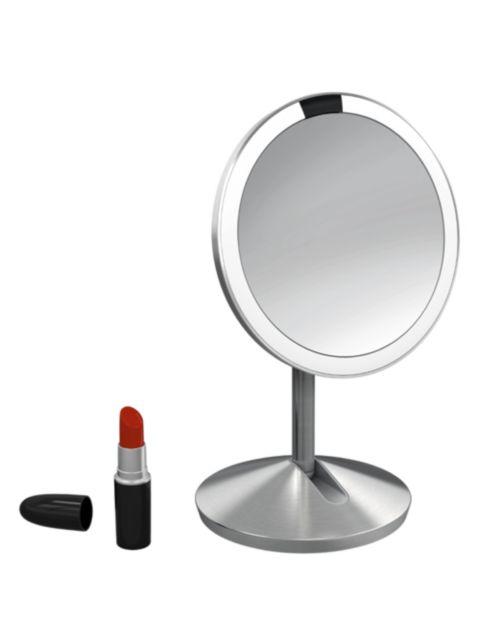 Simplehuman 10X Sensor Travel Mirror | SaksFifthAvenue