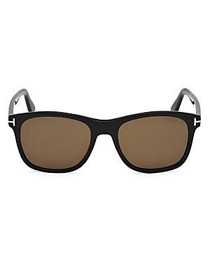 6278f965a1 32. Tom Ford - Men s 55MM Eric Squared Sunglasses ...