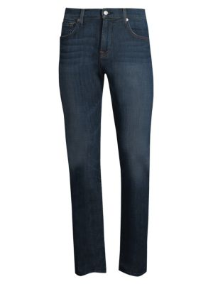 7 For All Mankind Faded Bootcut Jeans