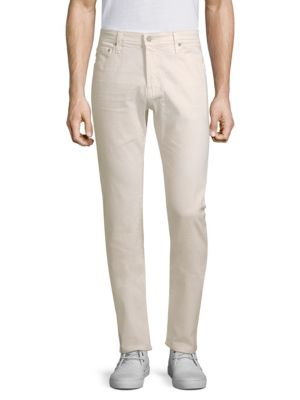 Ag Tellis Slim-fit Jeans In One Year Moon Glade