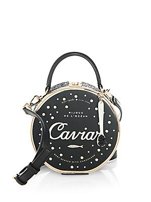 1639961238d3 Kate Spade New York - Finer Things Caviar Crossbody - saks.com