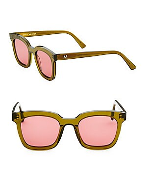 6fb37e5cf2b Gentle Monster - 48MM Finn Retro Square Sunglasses - saks.com
