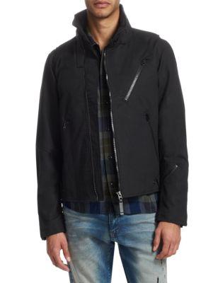 G-Star Raw Jackets Empral 3D Solar Cotton Jacket