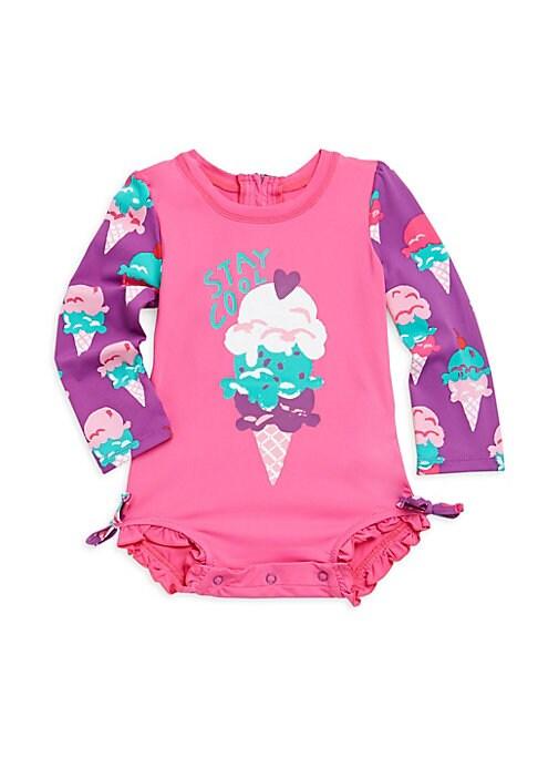 Babys Ice Cream Treats Bodysuit
