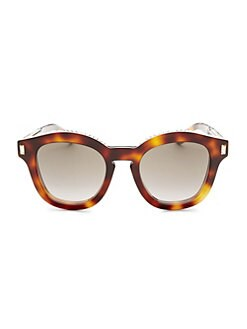 19ce66e62434 Givenchy. 50MM Round Crystal Embellished Sunglasses