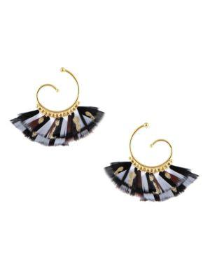 Gas Bijoux Buzios Mini Earrings