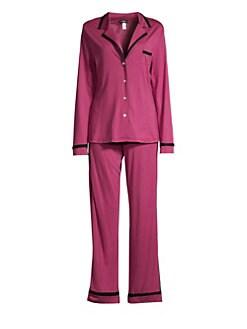 Women s Apparel - Lingerie   Sleepwear - Sleepwear   Pajamas - saks.com 8f4aac044