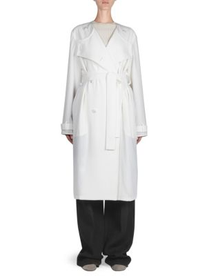 Double Breasted Robe Coat by Acne Studios