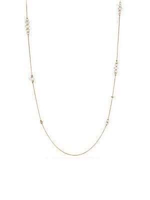 LANA JEWELRY - Blake 14K Yellow Gold Lariat Necklace - saks.com