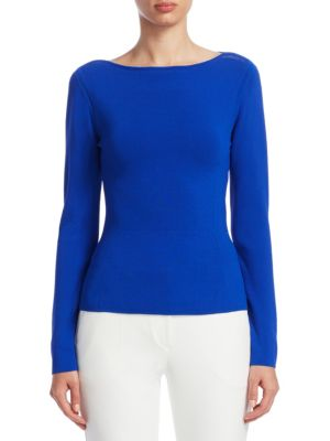 Sweaters - Item 39834270 in China Blue