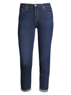 Prima Roll Up Jeans In 2 Years Aromatique Blue