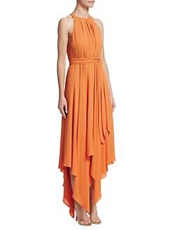 Halston Dresses On Sale
