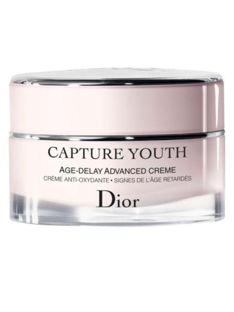 Dior Capture Youth Age-Delay Advanced Creme   SaksFifthAvenue