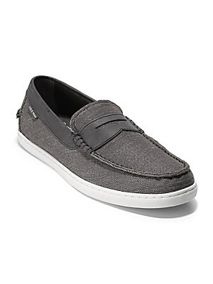 d7e7d565552 Cole Haan - Pinch Weekender LX Penny Leather Loafers - saks.com