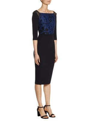 Newark Sheath Dress by Roland Mouret